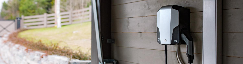 Lade elbil hjemme – Hjemmelading | Fjordkraft