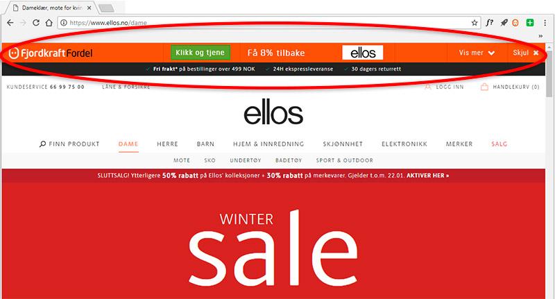 7833f3f93 Lavere strømregning med shopping på nett | Netthandel | Fjordkraft.no