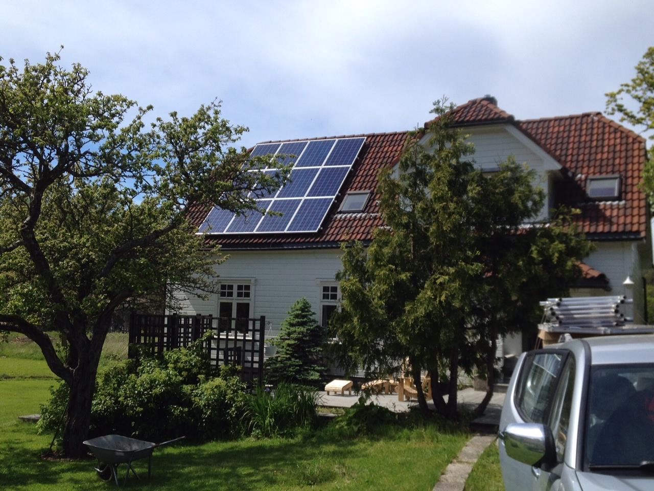 Fjordkraft lanserer trygg og enkel hjemmelading